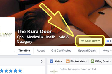 Take advantage of Facebook Call-to-Action buttons