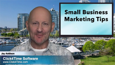 Small Business Marketing Tips for Massage Therapists from Click4Time Software