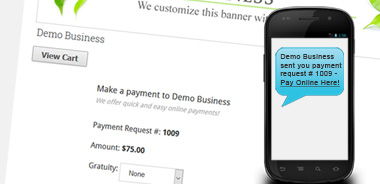 New online payment feature Make a Payment & Payment Requests like a digital invoice