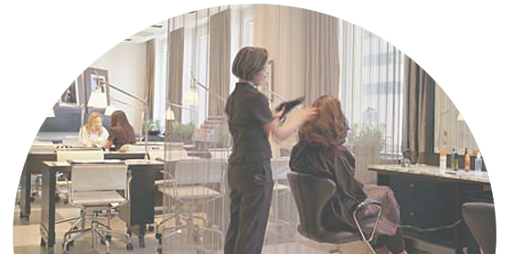 Sell online gift certificates for hair salons